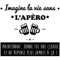 la-vie-sans-aperohumourcitationsalcool-t-shirt-homme