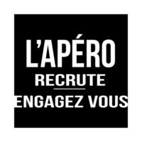 tee-shirt-l-apero-recrute-engagez-vous-humour-alcool-noir