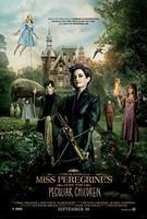 Affiche Miss Peregrines
