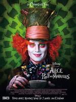 Affiche Alice au pays des merveilles