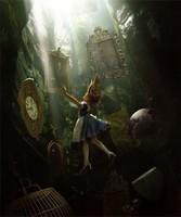 Alice au pays des merveilles (4)