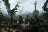 Alice au pays des merveilles (6)