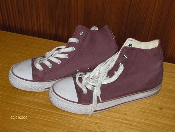 chaussure imitation converse