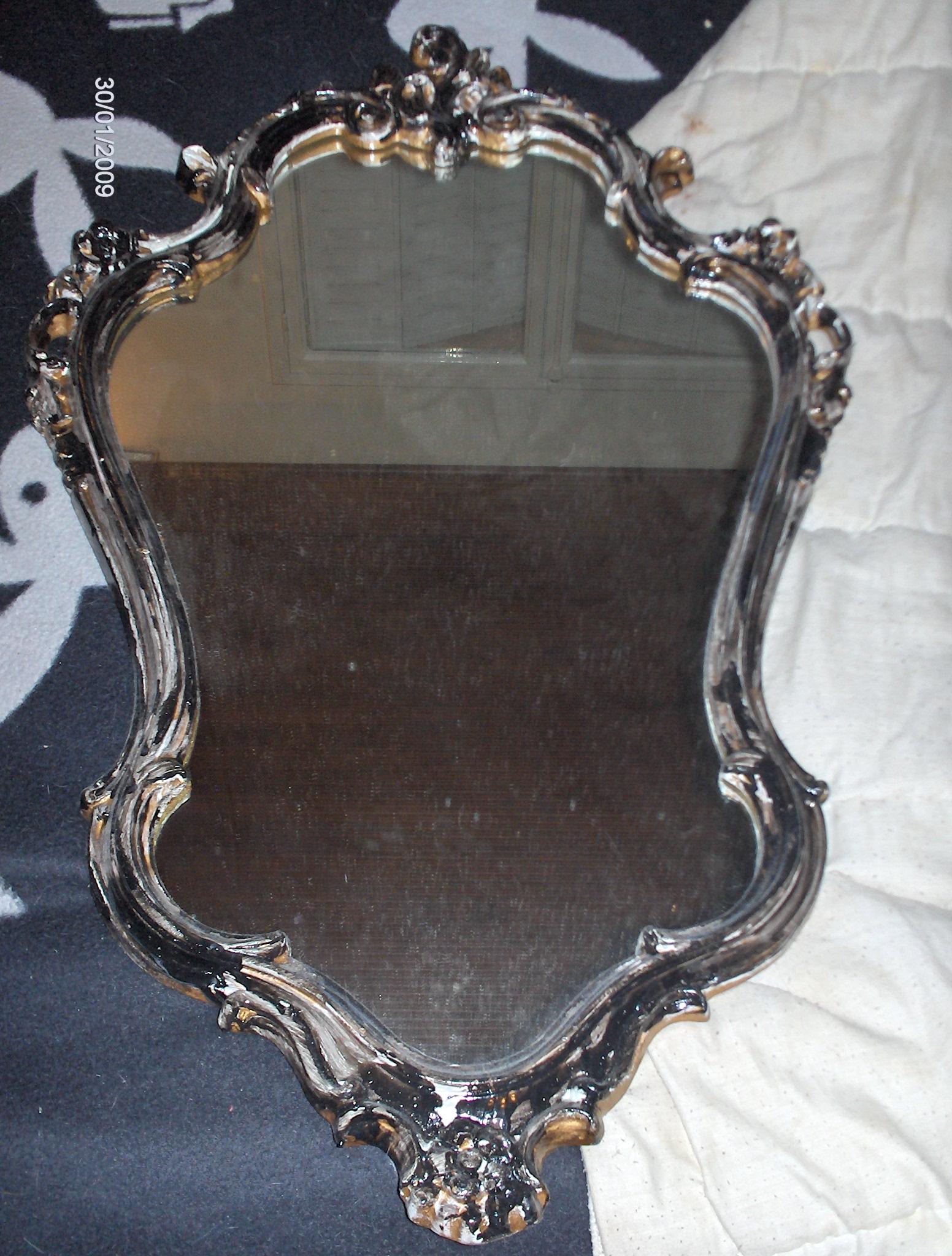 Miroir ancien fin 19eme maison laetitiamars photos for Miroir psychologie