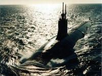 sous-marin de classe seawolf