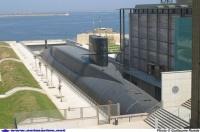 Le Redoutable , cité de la mer ,Cherbourg