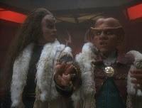 la Maison de Quark, marié avec Grilka!