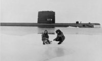 mission du Skate, 1958