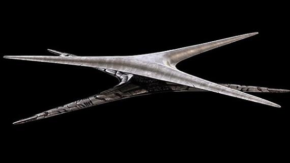 vaisseau cylon