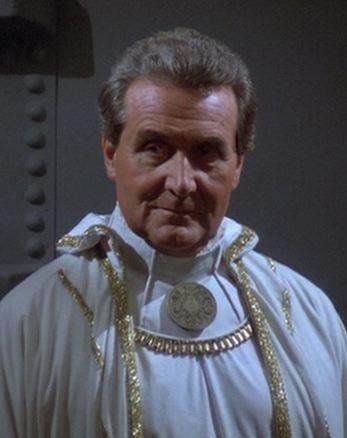 comte IBLIS dans Galactica 1978