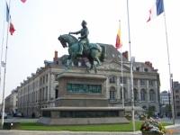 place martroi à Orleans
