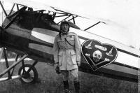 Charles NUNGESSER et son Nieuport XI