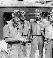 major G.Boyington,28 victoires,unité VMF-214,The Black Sheep