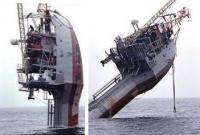 FLIP navire scientifique vertical