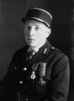 P.Marinovitch, 21 victoires ,benjamin des as avec son spad XIIIc