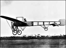 les débuts de l'aviation