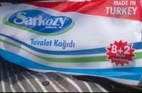 curieuse marque de PQ turc