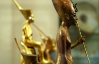 EGYCCLE5-statuettes-musee-caire-egypte