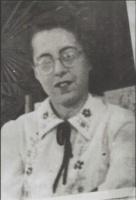 Marcelle Nadaud alias lapedat, Résistante rochelaise
