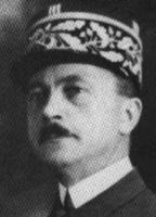 general Delestraint, 1er chef de l'AS