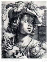 Hendrick Groltzius quis evadet nemo,gravure 1614