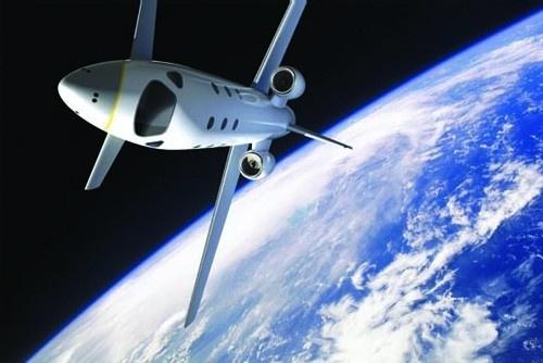 projet eads pour vol suborbital