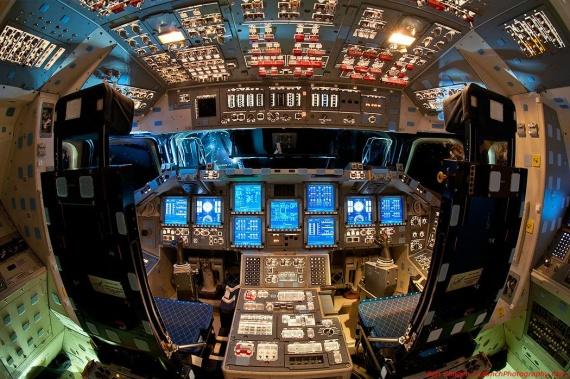 cockpit endeavour