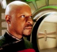 capt Sisko, avery brooks le laurence olivier black