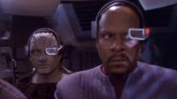 Sisko et Garak