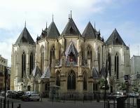 église du Parvis St Maurice, Lille