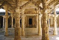 temple Dilwara, zoroastrisme en Inde