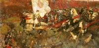 Frank Craig ''Jeanne d'Arc la bataille de PATAY''