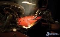 alien et predator en pause