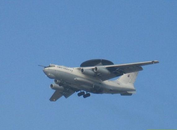 avion-radar chinois KJ-200
