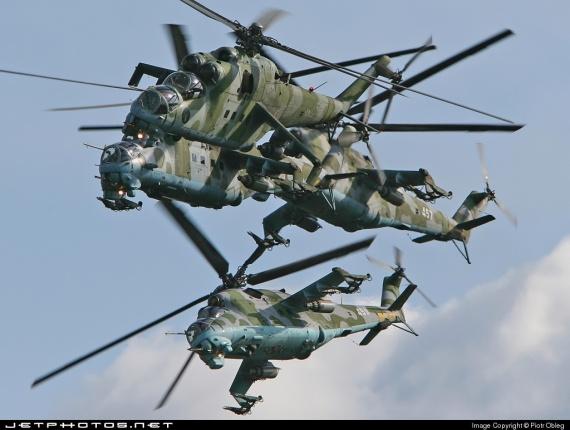Mi-24 HIND afghan