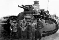 char français FCM 2C 1918