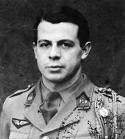 Fred Scamaroni , grand Résistant corse
