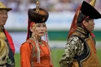 deel costume traditionnel mongol