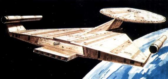 Ralph McQuarrie Enterprise2