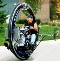 Monocycle à moteur