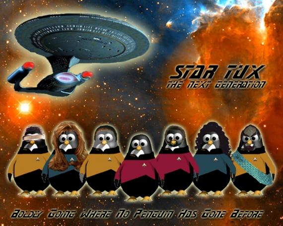 star trek the next generation version pingo