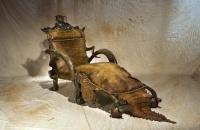 fauteuil gothique détente2 de Michel Haillard