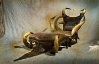 fauteuil gothiqueMichel Haillard
