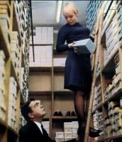 Lonsdale, chantal banlier in Baisers volés de Truffaut (1968)