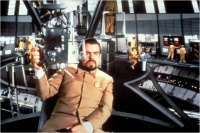 Lonsdale in Moonraker de lewis Gilbert (1979)