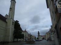 la ville de Görlitz