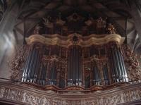 les orgues de la Martkirche de Halle