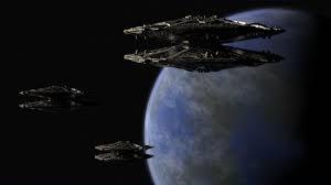 bases cylon - galactica 1978
