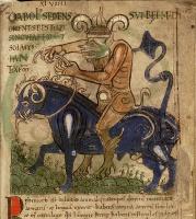le Diable - Liber Floridus (1120)