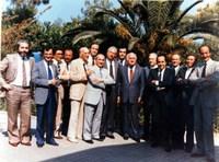 pool juges antimafia Falcone,Di Lello,Di Pisa,Borsellino,Caponnetto,Guaratta,Paino,Sciacchitano, Osc